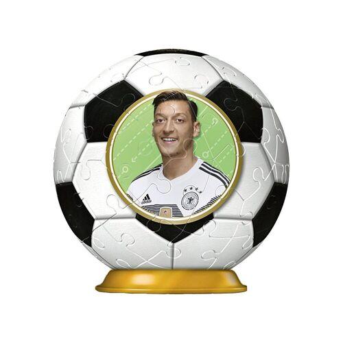 Ravensburger 3D-Puzzle »puzzleball® 54 Teile Mesut Özil«, Puzzleteile