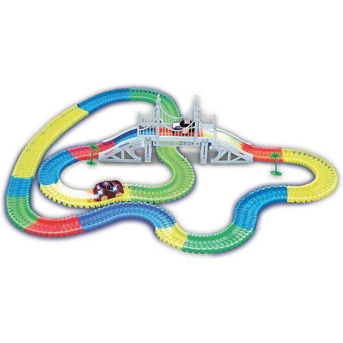 Amewi Autorennbahn »Magic Traxx Rennbahn mit 373 Teilen«