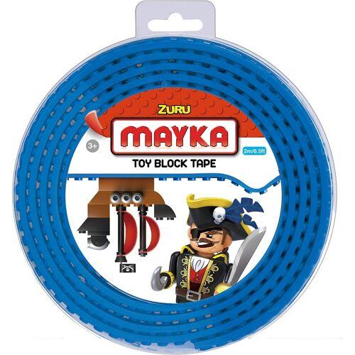 BOTI Konstruktions-Spielset »Mayka Tape - Medium 2m 2 Studs - Blau«
