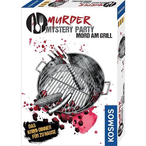 Kosmos Spiel, »Murder Mystery Party - Mord am Grill«