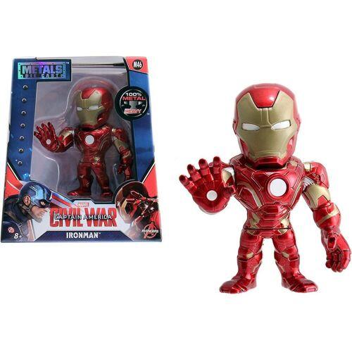 """JADA Spielzeug-Auto »Marvel 4"""" Ironman Sammelfigure«"""
