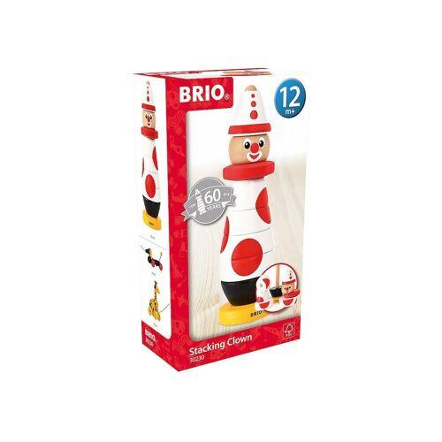 Brio Stapelspielzeug »Holz Steck-Clown, Edition 60. Geburtstag«