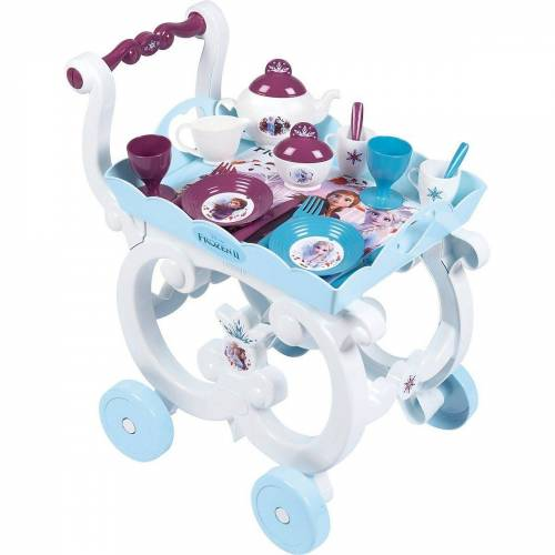 Smoby Spielgeschirr »Die Eiskönigin 2 Servierwagen«