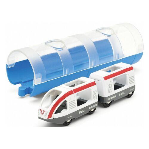 Brio Spielzeug-Eisenbahn »Tunnel Box Reisezug«