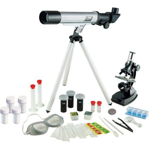 myToys Teleskop »Teleskop & Mikroskop-Set«