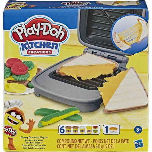 Hasbro Knete »Play-Doh Kitchen Creations Sandwichmaker Set«