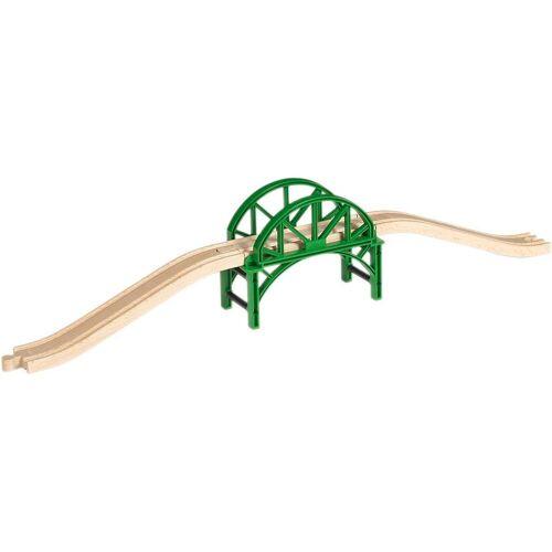 Brio Spielzeug-Eisenbahn »Stapelbrücke mit Rampen«