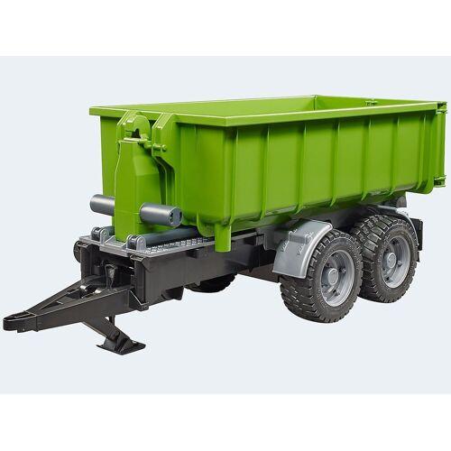 Bruder® Spielzeug-Auto »Hakenlift Anhänger 50cm für Traktoren«