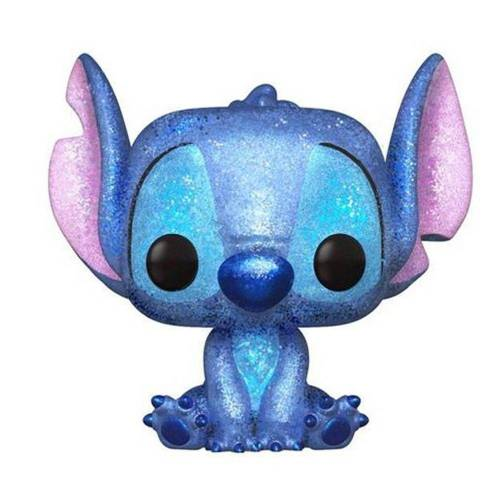 Funko Actionfigur »POP! Stitch (Diamond) (Exclusive) - Disney«