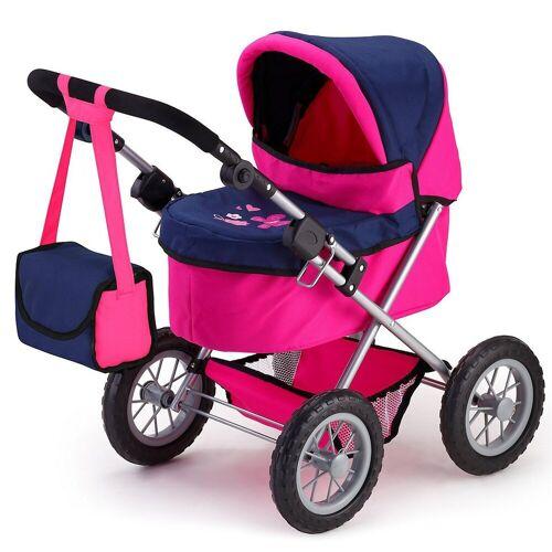 Bayer Puppenwagen »Puppenwagen Trendy pink/blau«