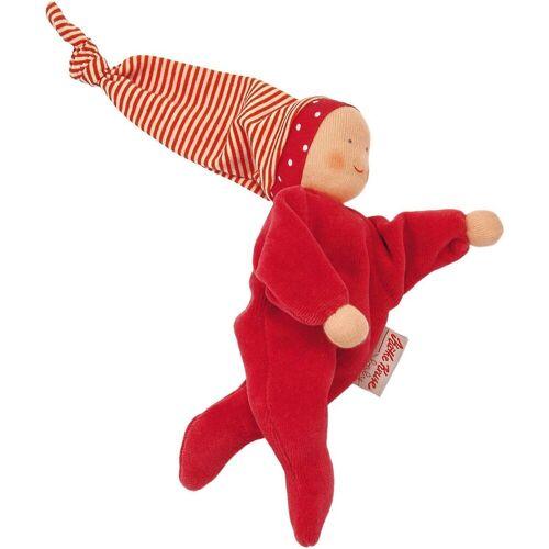 Käthe Kruse Stoffpuppe »Colour Kids Nickibaby rot, 20 cm«