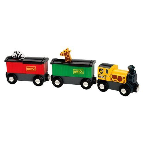 Brio Spielzeug-Eisenbahn »Safari-Zug«
