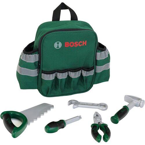 Klein Spielwerkzeug »BOSCH Werkzeug-Rucksack inkl. 5 Handwerkzeugen«