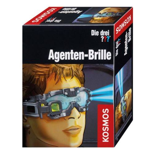 Kosmos Spiel, »Die drei ??? Agenten-Brille«