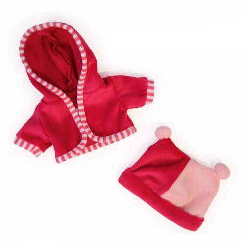 Bayer Puppenkleidung »Puppenkleidung Jacke und Mütze, 20cm«