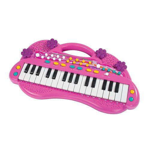 SIMBA Spielzeug-Musikinstrument »Keyboard rosa«