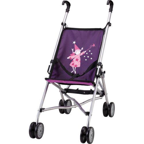 Bayer Puppenwagen »Puppenwagen Buggy lila«