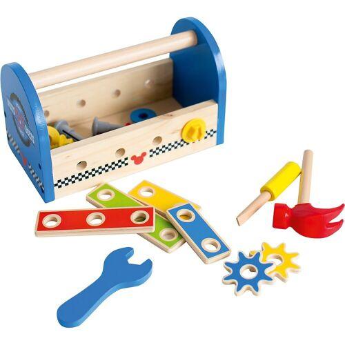 Disney Mickey Mouse Werkzeugbox aus Holz