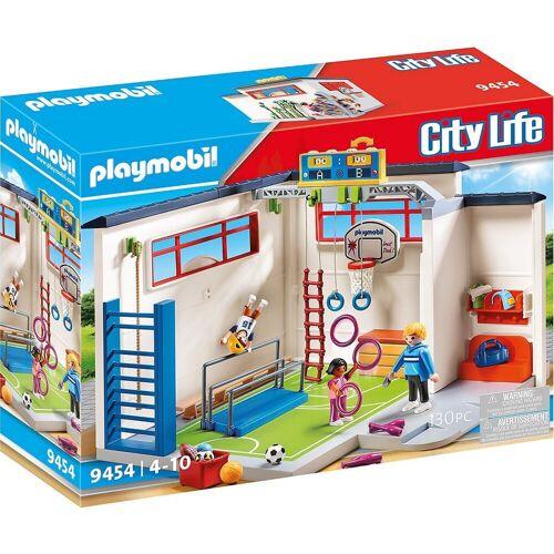 Playmobil Spielfigur »9454 Turnhalle«