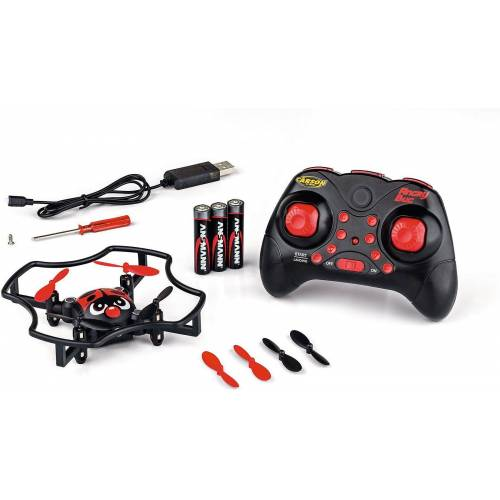 CARSON RC-Quadrocopter »X4 Quadcopter Angry Bug 2.4G 100% RTF«