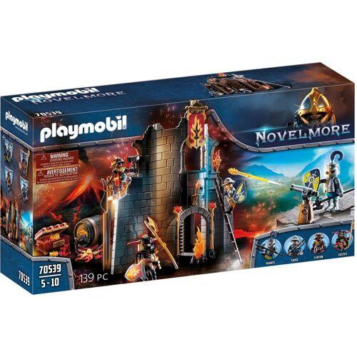Playmobil Konstruktions-Spielset »Burnham Raiders Feuerruine (70539), Novelmore«, ; Made in Germany