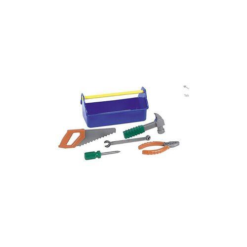 THE TOY COMPANY® Spielwerkzeug »Werkzeugkasten mit 5 Werkzeugen«