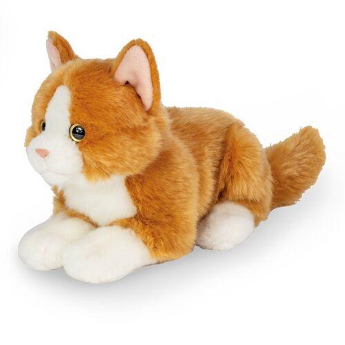 Teddy Hermann® Kuscheltier »Katze rot, 20 cm«