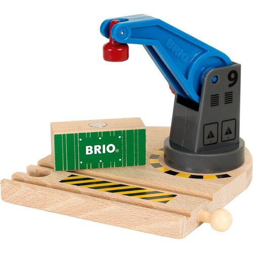 Brio Spielzeug-Eisenbahn »Eisenbahn-Magnetkran«