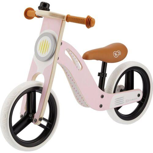 Kinderkraft Laufrad »Laufrad UNIQ, natural«, pink