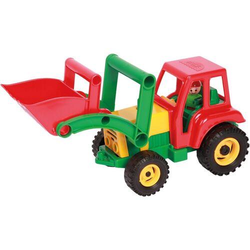 Lena® Outdoor-Spielzeug »Aktive Traktor mit Frontschaufel«