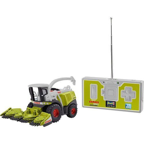"""Revell® Spielzeug-Auto »Mini RC Traktor """"Claas Jaguar 960 Feldhäcksler""""«"""