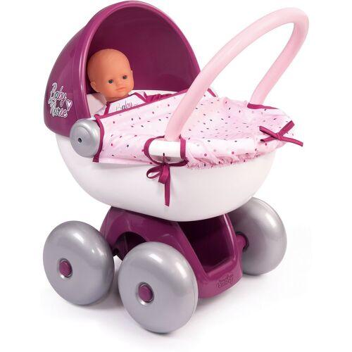 Smoby Puppenwagen »Baby Nurse Puppenwagen«
