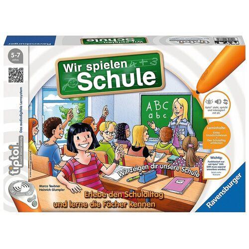 Ravensburger Lernspielzeug »tiptoi® Wir spielen Schule (ohne Stift)«