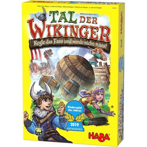 Haba Spiel, »Tal der Wikinger«, Made in Germany