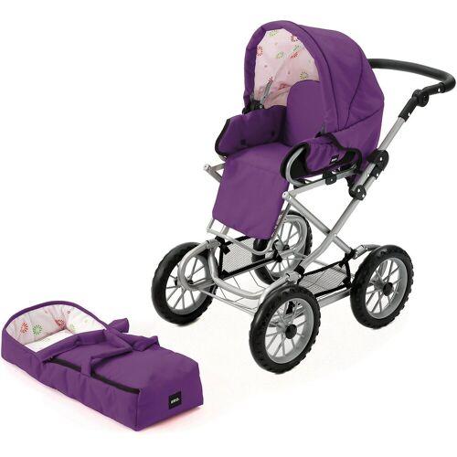 Brio Puppenwagen »Puppenwagen Combi, violett«