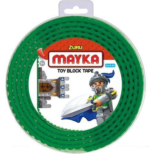 BOTI Konstruktions-Spielset »Mayka Tape - Medium 2m 2 Studs - Grün«