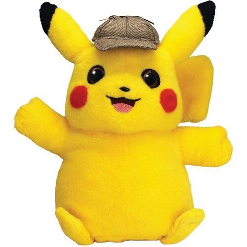 BOTI Kuscheltier »Plüschfigur Pokemon - Detektiv Pikachu, 25 cm«