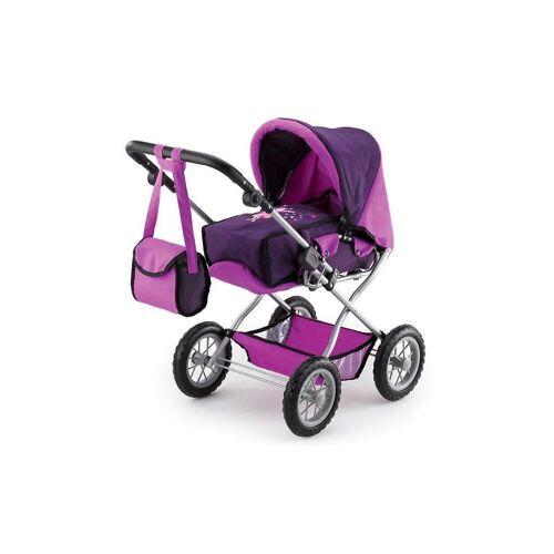 Bayer Puppenwagen »Kombi-Puppenwagen Grande lila«