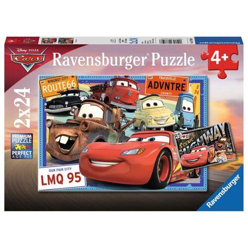 Ravensburger Puzzle »Disney Cars«, 48 Puzzleteile