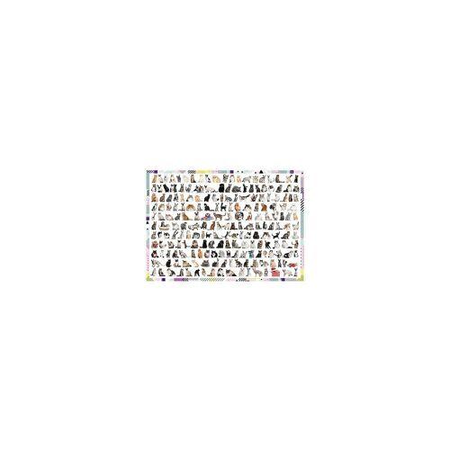 Trefl Puzzle »Puzzle 1000 Teile - 208 Katzen«, Puzzleteile
