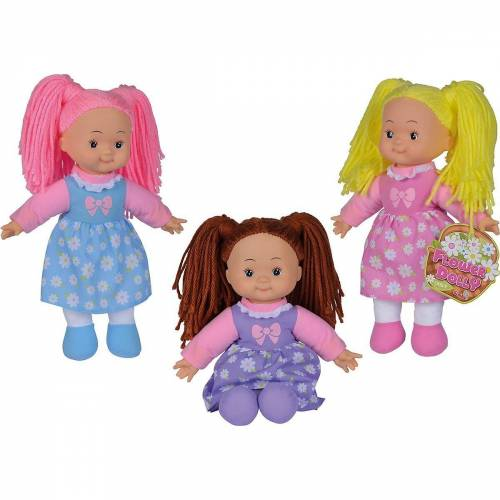 SIMBA Babypuppe »ML Flower Dolly, 3-sort.«