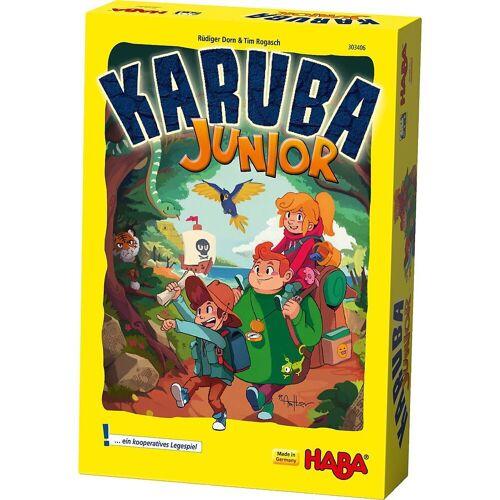 Haba Spiel, »Karuba Junior«