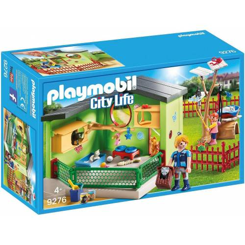 Playmobil Spielfigur »9276 Katzenpension«