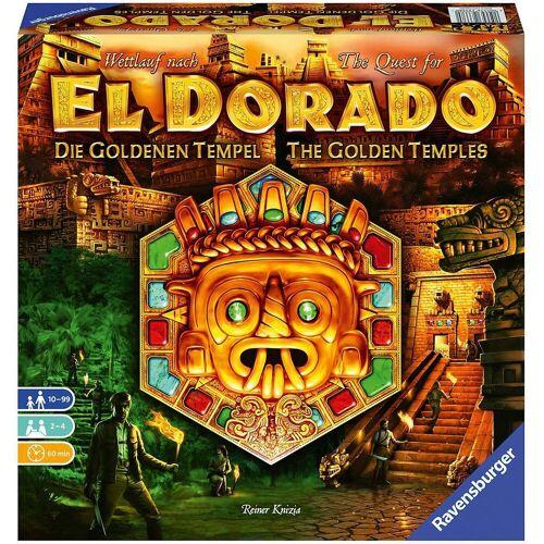 Ravensburger Spiel, »Brettspiel Die Tempel von El Dorado«