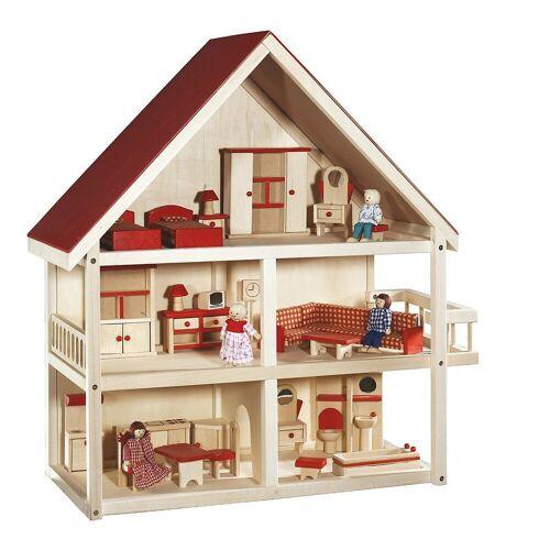 roba® Puppenhaus »Puppenhaus inkl. Zubehör«