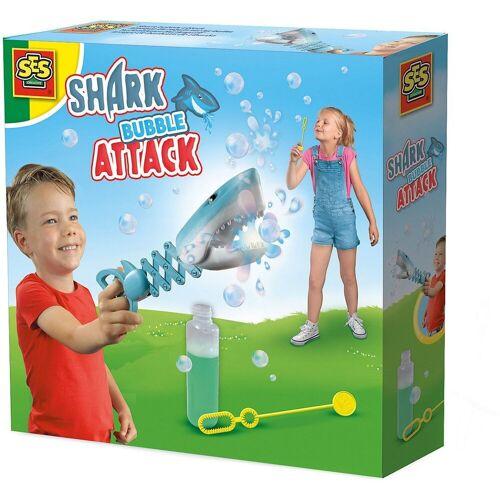 Creative SES Creative Seifenblasenspielzeug »Seifenblasen Hai Angriff«