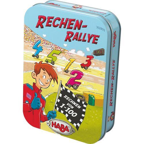 Haba Lernspielzeug »302893 Dosenspiel - Rechen-Rallye«
