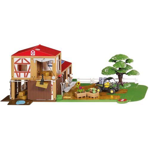 Siku Spiel-Gebäude »World, Bauernhof«
