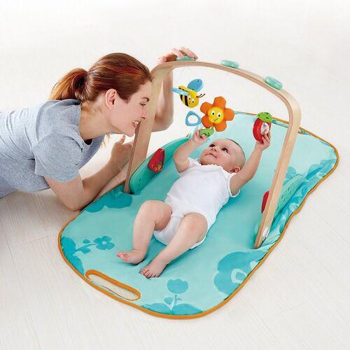 "Hape Kinderwagen-Spielbogen »Mobiles Baby ""Gym""«"