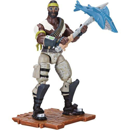 Jazwares Actionfigur »FORTNITE - Solo Mode Figur Raptor, 10 cm«, grau-kombi